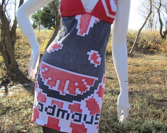Deadmau5 t shirt bikini dress
