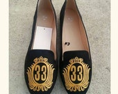 Club 33 Disneyland Shoes - Womens 8.5 - READY TO SHIP