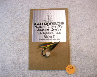 Full Dressed Atlantic Salmon / Steelhead Fly / Pattern Jock Scott / 2/0 Hook No8