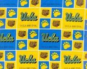 UCLA-NCAA Cotton Rectangle Table Runner