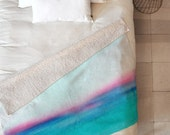 In Your Dreams Sherpa Throw Blanket