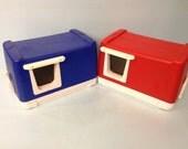 CAT POD,outdoor cat house,shelter,condo,tube