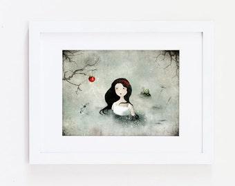 Snow White - Deluxe Edition Print