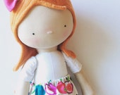 Delightful Doll Sewing Pattern