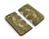 Leather iPhone 6 case, iPhone 6s Case, iPhone 6s Plus Case - Floral Embroidery (Exclusive Range)