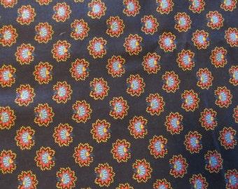 Free Shipping! Vintage Joan Kessler for Concord Fabrics. 1/2 Yard. 16176