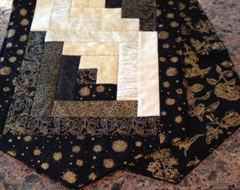Quilted  Reversible  Table Runner