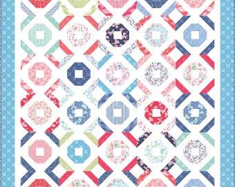 Oceanside Quilt Paper Pattern
