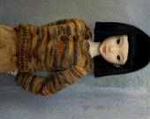 50-56cm smaller SD BJD sweater Amber Waves