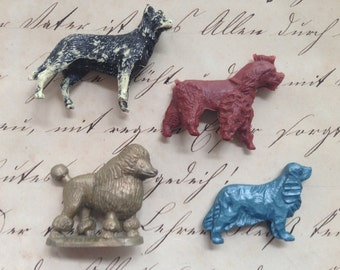 Collectible Vintage Toys Dogs, Big Dogs, Show Dogs