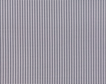 SUMMER SALE - Varsity - 1 yard - Time Out in Concrete Gray (5596 16) - Sweetwater for Moda Fabric