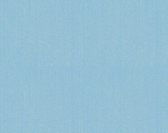 BLACK FRIDAY SALE - Lucky Star - 1 yard - C4835-Denim in Blue - Zoe Pearn for Riley Blake Designs