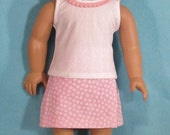 Golf Outfit for 18 inch Doll