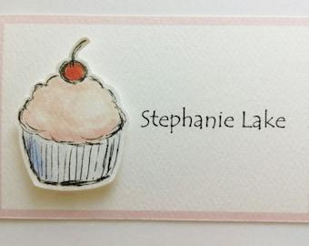 Cupcake Calling Card