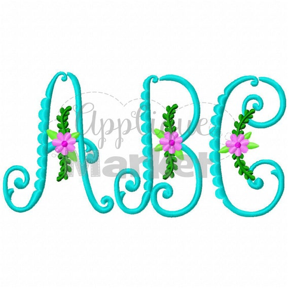 Machine Embroidery Design Embroidery Vintage Flower