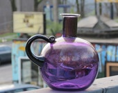 Purple Catalina Jug, Tran...