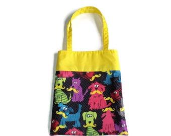 Dog Gift Bag - Goodie Bag - Mini Tote