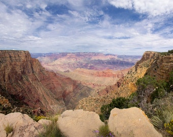 Grand Canyon Photo - 11x14 Nature Landscape Photo Print - Grand Canyon, Arizona
