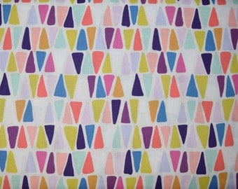 Triangulo Fabric from Alexander Henry sold in 1/2 yard increments