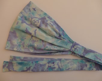 Fabric head covering Headband one size fits most