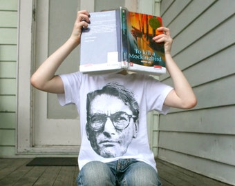 The Atticus Finch Tee - Gregory Peck as Atticus in To Kill a Mockingbird Unisex T-Shirt