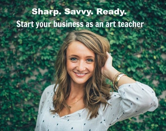 Teach Art Classes to Kids Start a Business FULL ACCESS to Marketing and Lessons and Contracts