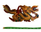 Dragon Accent for Craft Woodworking