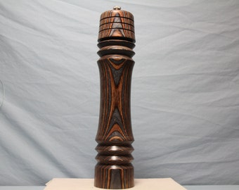 12 Inch COLORWOOD PEPPER MILL Number 1354