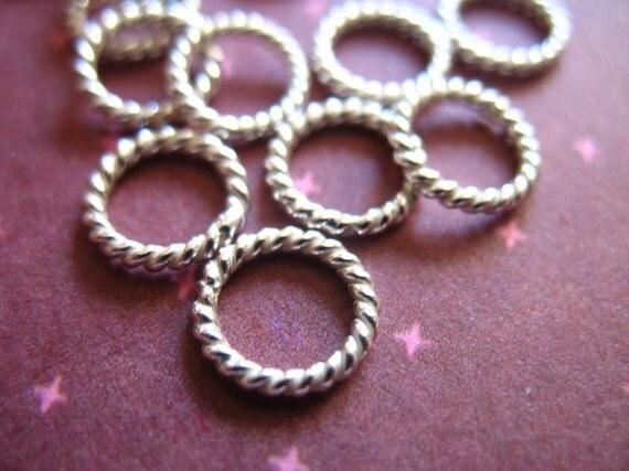 shop sale sterling silver jump rings jumprings wholesale