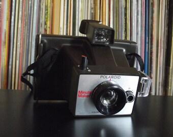 1970's Polaroid Minute Maker Camera