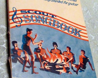 Ballads of the Trail, Scout Song Book