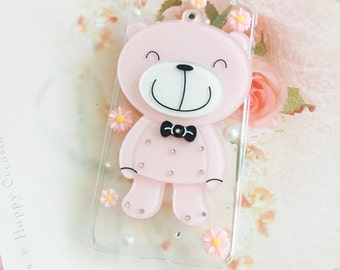 20% off. Color apple iphone 5, 6, 6 plus, 7  case, mirror phone cover with swarovski crystal rhinestone, US shipping