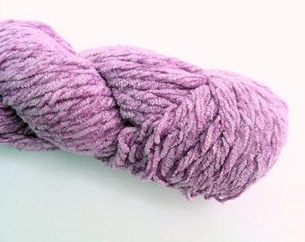 CLEARANCE SALE Velvet Viscose Chunky 5 Ply Yarn - Fair Trade