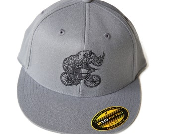 Rhino fitted hat