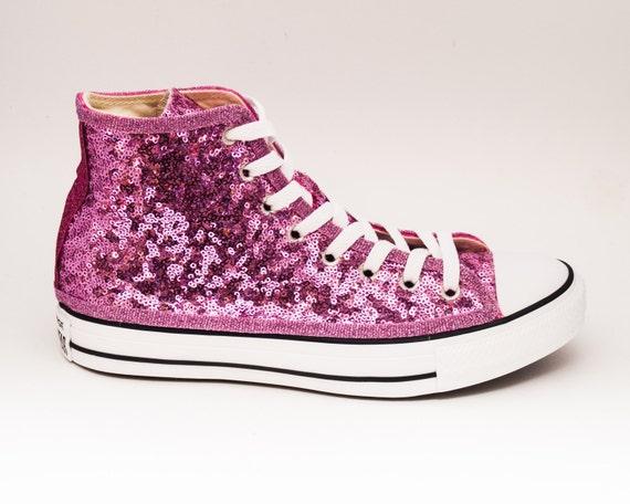 sequin starlight blush lite pink converse all by princesspumps