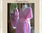 The Trendy Hospital Gown ePattern