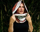 Handwoven Alpaca Wool Shawl - Natural Dyes - Scarf - Pachamama - Andean Textiles