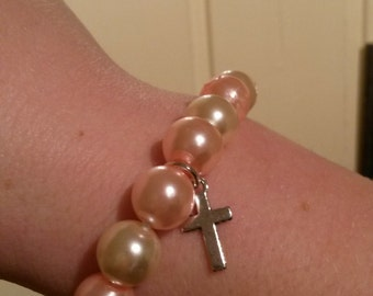 "Hilary Faye ""Saved"" bracelet"