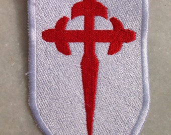 The Cross of St James Patch