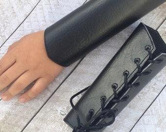 Gauntlet Bracers Costume Prop Cosplay Renaissance