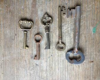 Set of skeleton Keys