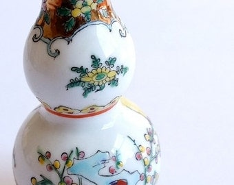 Vintage //// Chinese Pottery Ornament