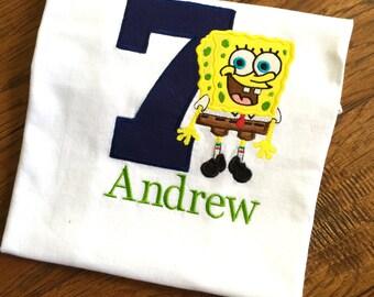 Boys Sponge Bob