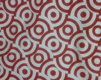 Fair Trade Fabric, Indian Khadi Cotton Fabric By The Yard, Hand Woven Organic Fabric, Handloom Fabric, Ethnic Fabric, Handmade Indian Fabric