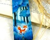 Le porteur de magie - Laminated bookmark