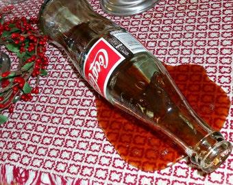 Spilled Bottle Coca Cola Soda Pop Drink Fake Food Photo Spill Prop Gag