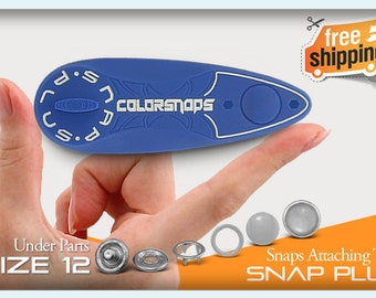 Snap Attaching Tool   Snap Tool Kit   Snap Setter