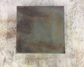 Bold Square Steel- Large
