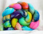 hand dyed polworth 4 oz 15% off 100.00