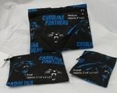 Carolina Panthers Pouch